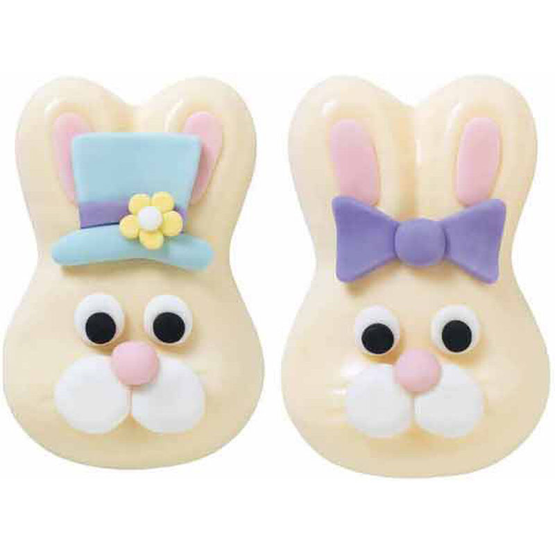 Easter Bonnet Bunnies Candy image number 0