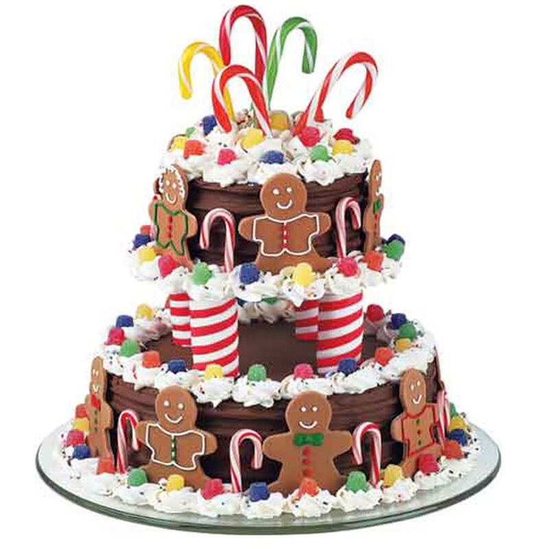 A Very Merry Go Round Cake image number 0
