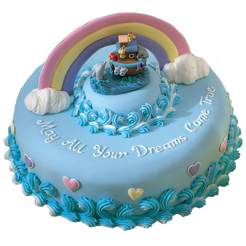 Find Your Rainbow Cake Design image number 0