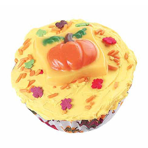 See the Fall Colors Autumn Cupcakes