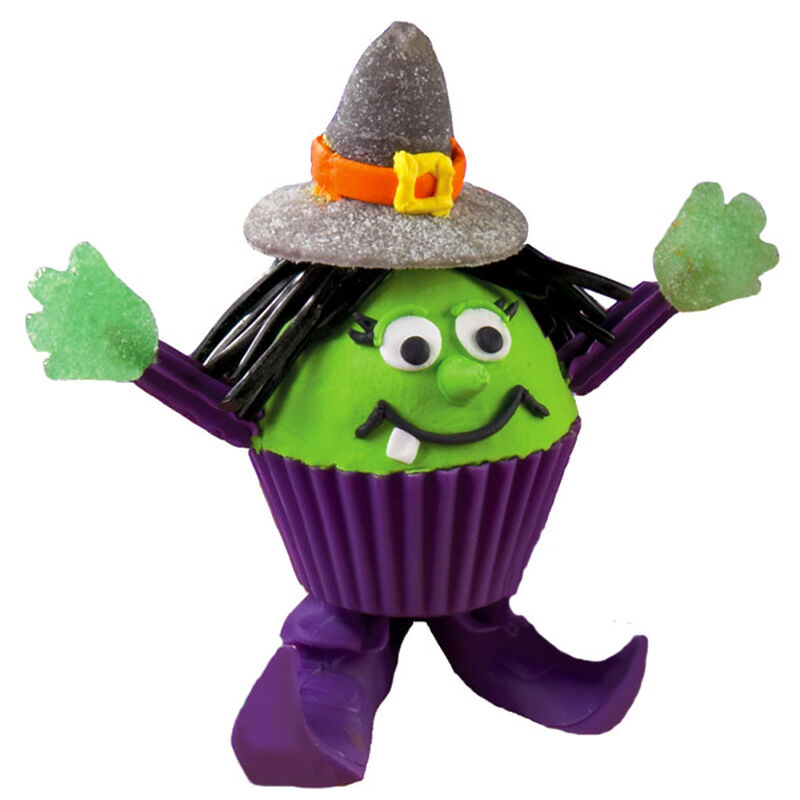 Witch Cupcakes image number 0