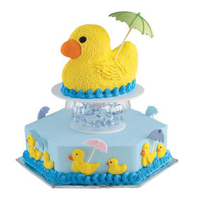 Duck Under Cover Cake