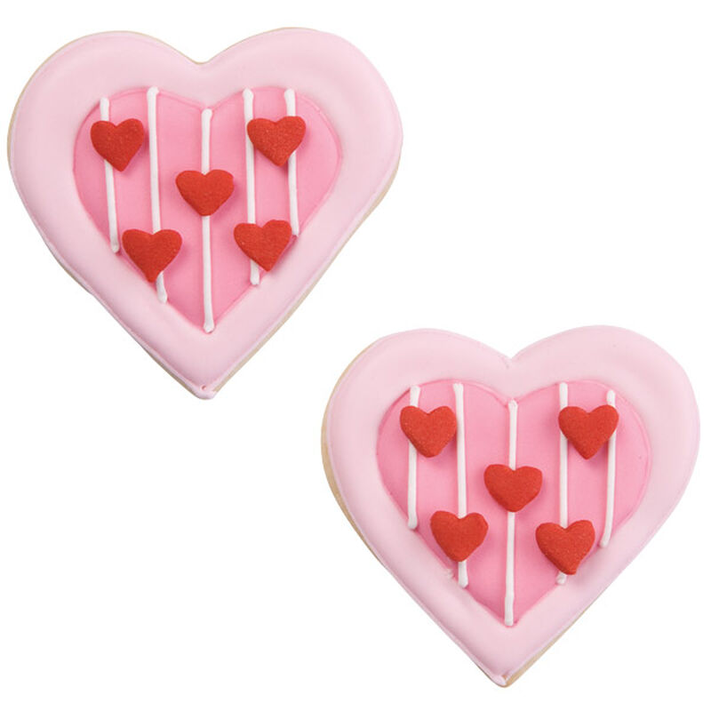Hearts on the Line Cookies image number 0