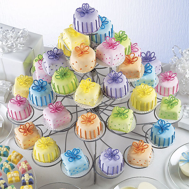 Colorful Mini Cakes image number 0