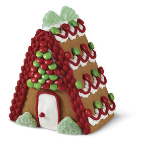 A-Frame Gingerbread House #3