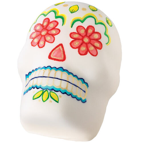 Day Of The Dead Head Cake Wilton