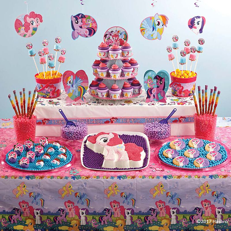 My Little Pony Cupcake Tower image number 1