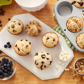 Make It Your Favorite Muffin Recipe