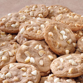 Loaded Peanut Butter Cookies