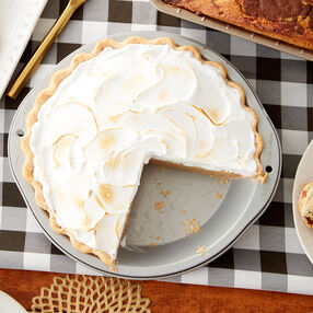 Butterscotch Meringue Pie Recipe