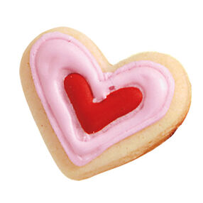 Have A Little Heart Cookies