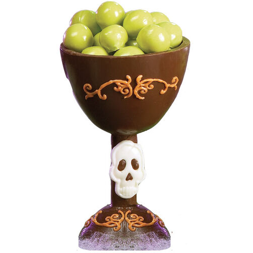 Ghoulish Goblet Candy