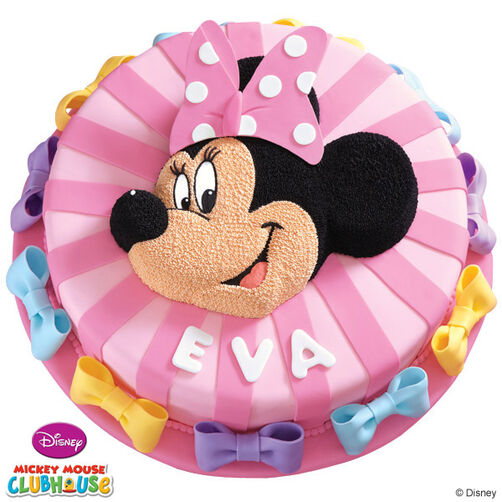 Cake Decorating Ideas Minnie Mouse