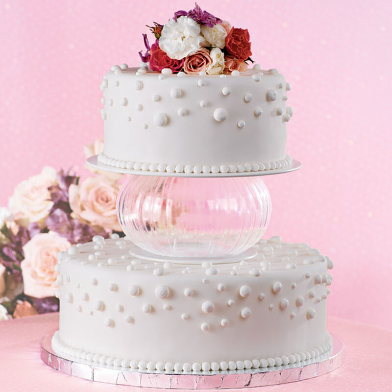 Dotted with Drama Cake image number 0
