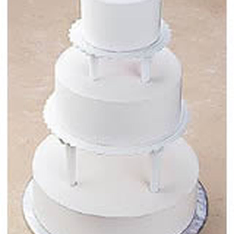 Push-In Tiered Cake Construction image number 0