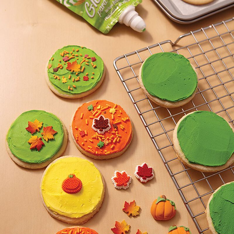 Falling Leaves Cookies image number 0