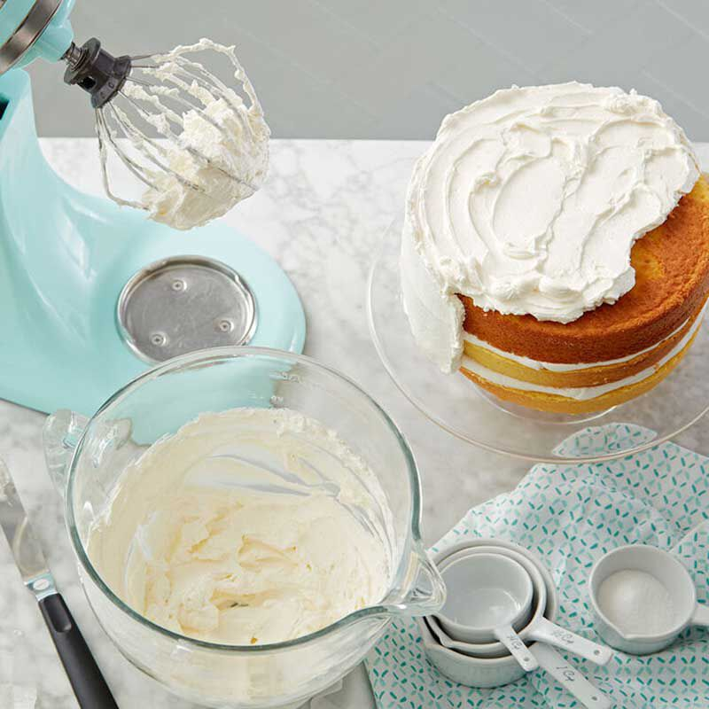 Italian Meringue Buttercream Frosting Recipe image number 0