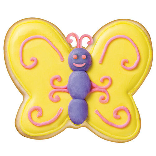 Springtime Butterfly Sensational Cookies