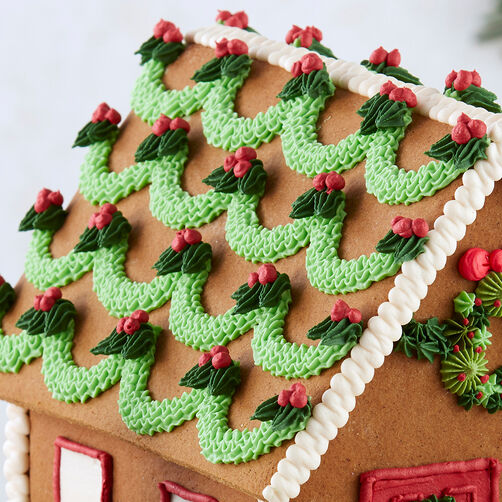 How to Pipe Zig Zag Garland