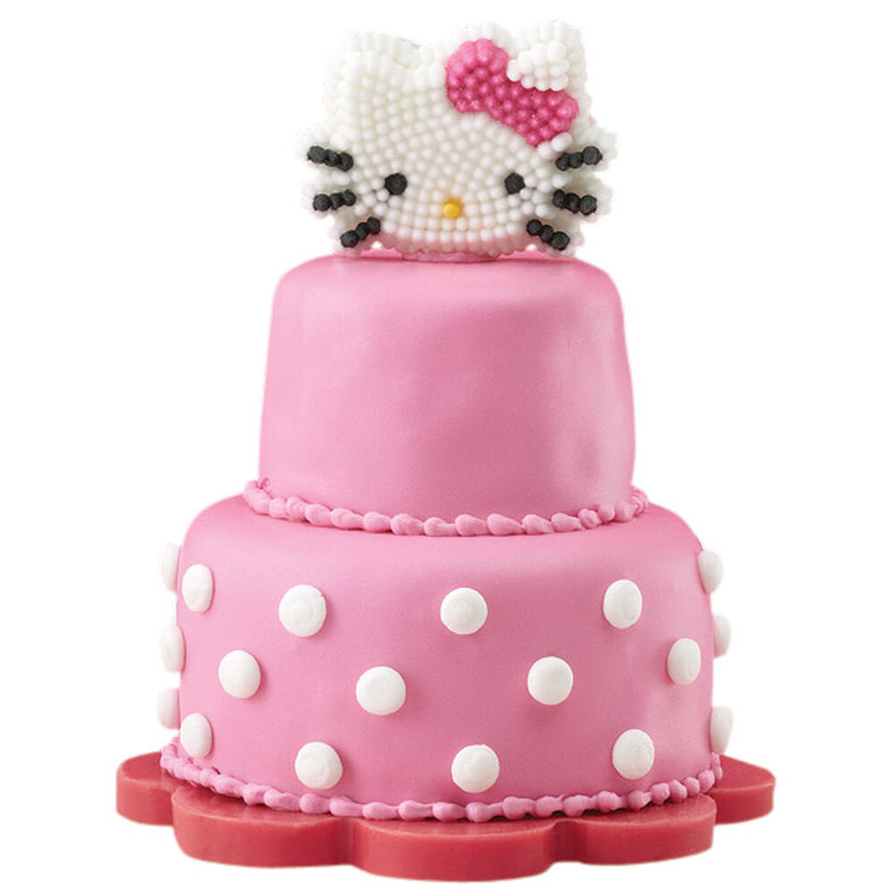 hello kitty cake hello kitty mini cakes wilton 4781