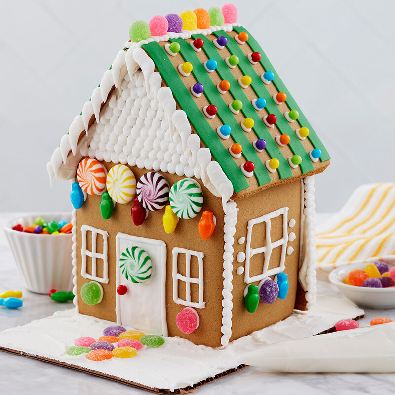 Modern Mood Gingerbread Townhouse #2 image number 0