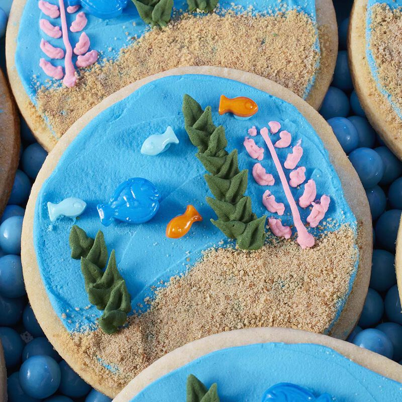 Wilton Finding Dory Cookies image number 1