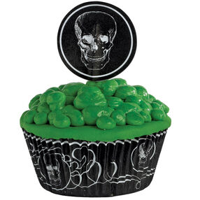 Pick your Poison Bubbling Cupcake