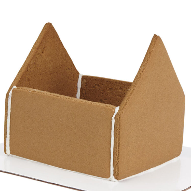 Gingerbread House without Roof