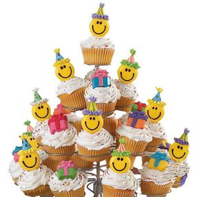 Gifts and Grins Cupcakes