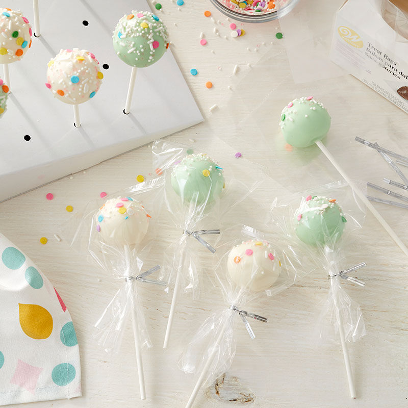 Easy Cake Pop Party Favors image number 9