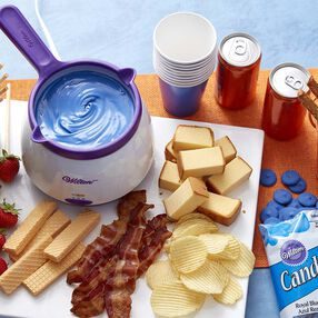 Wilton Candy Melts Dipping Station
