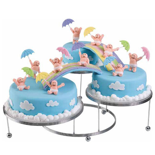 Diaper Downpour! Cake