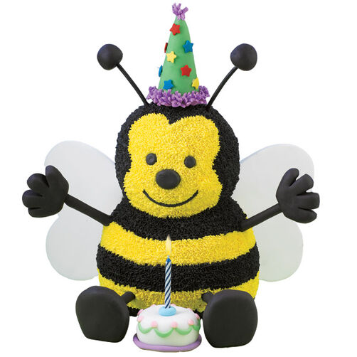 It's Great to Bee 3-D! Cake