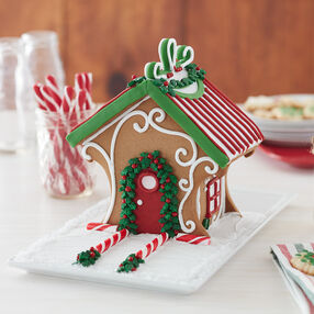 Imagination Wonderland Gingerbread House
