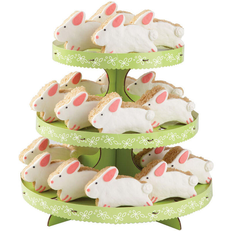 Cute Crisped Rice Cereal Treat Bunnies image number 0