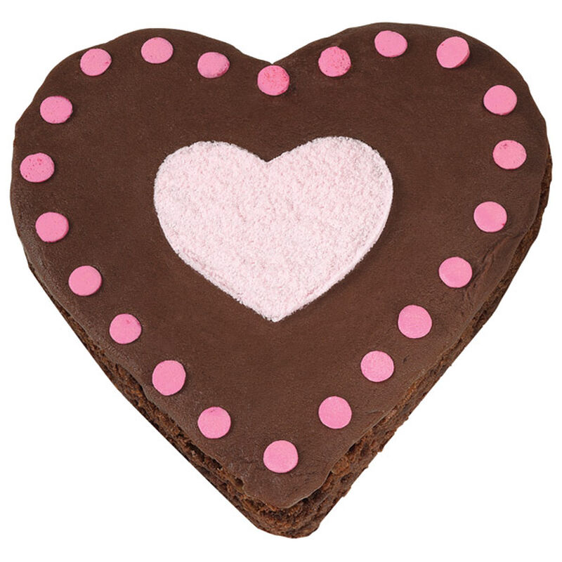 Heart Highlights Brownies image number 0