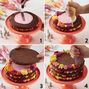Step Out of Shades of Citrus Cake