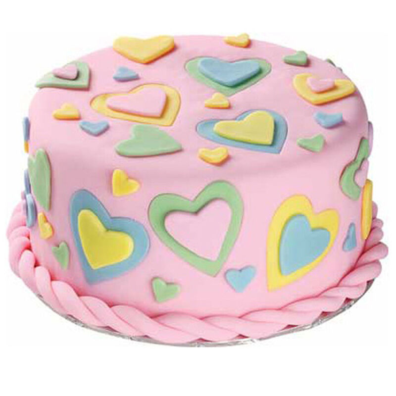 A Gift From The Heart Cake image number 0