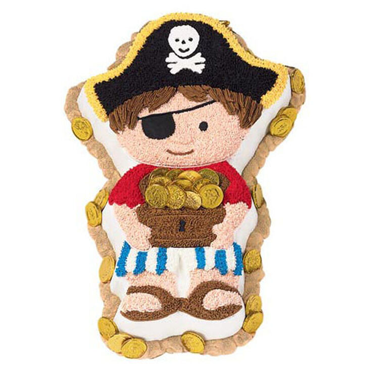 Little Pirate Cake