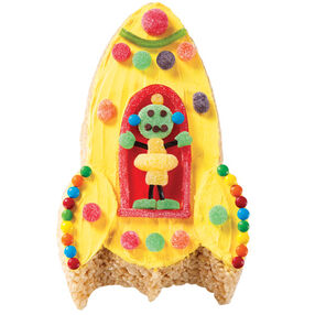 Take Me To Your Leader Cereal Treat