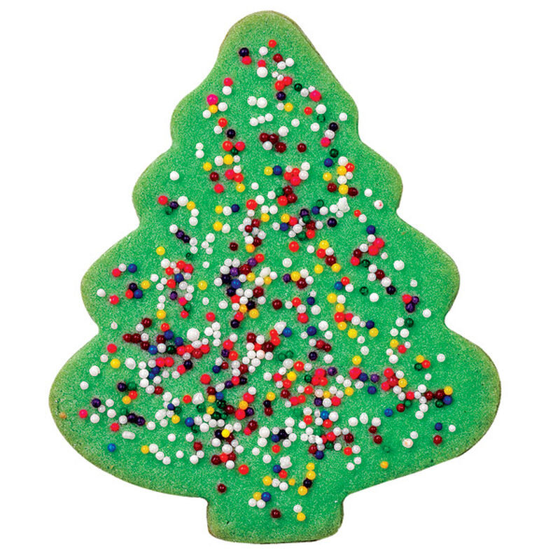 Go Green Tree Cookie image number 0