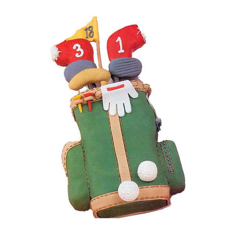 It's Tee-Off Time Cake