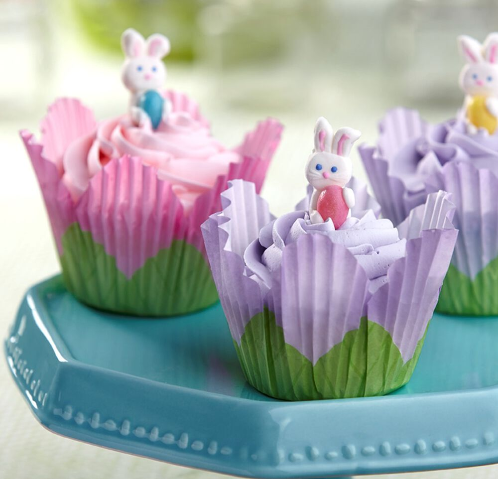 Easter Bunny Cupcakes Easter