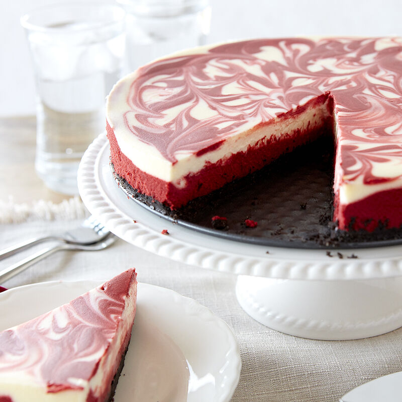 Red Velvet Cheesecake image number 1