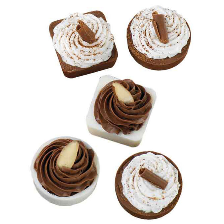 Mousse Candy Cups
