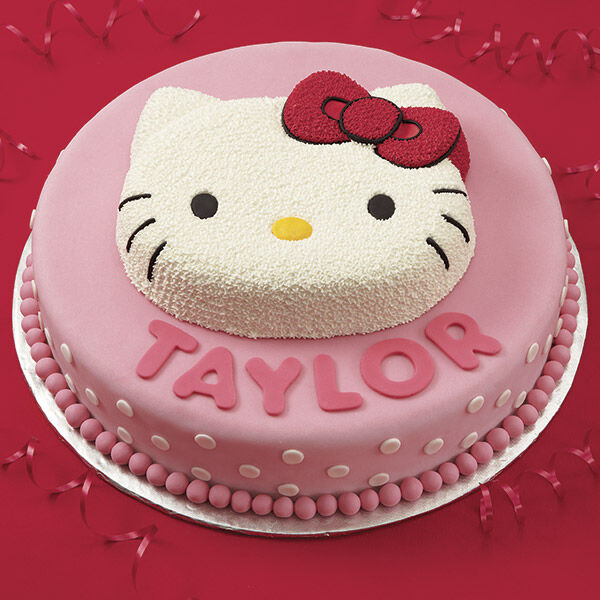 How to Make a Hello Kitty Cake How to Make a Hello Kitty Cake new pictures