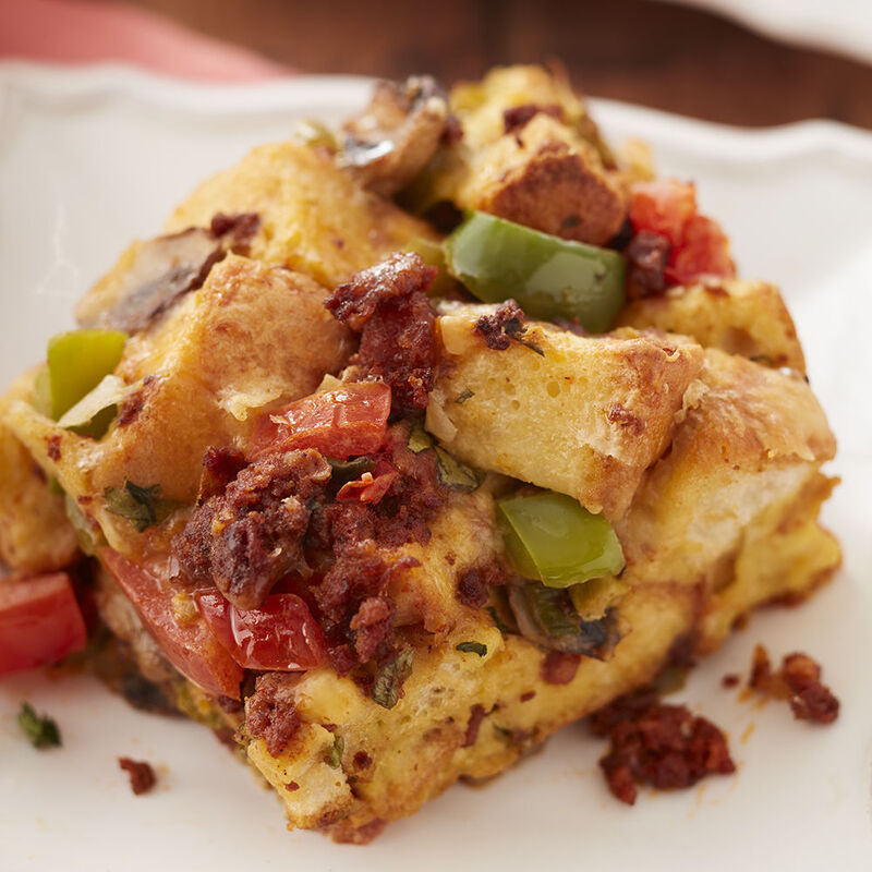 Mexican Breakfast Bake Recipe image number 1