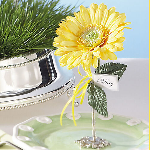 Blossoming Brunch: Pick a Place Card Favors