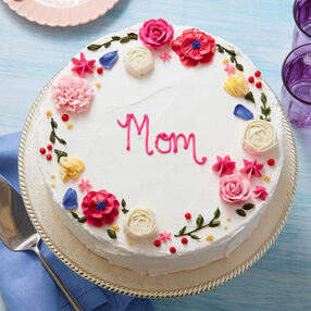 Circle of Love Mother's Day Cake