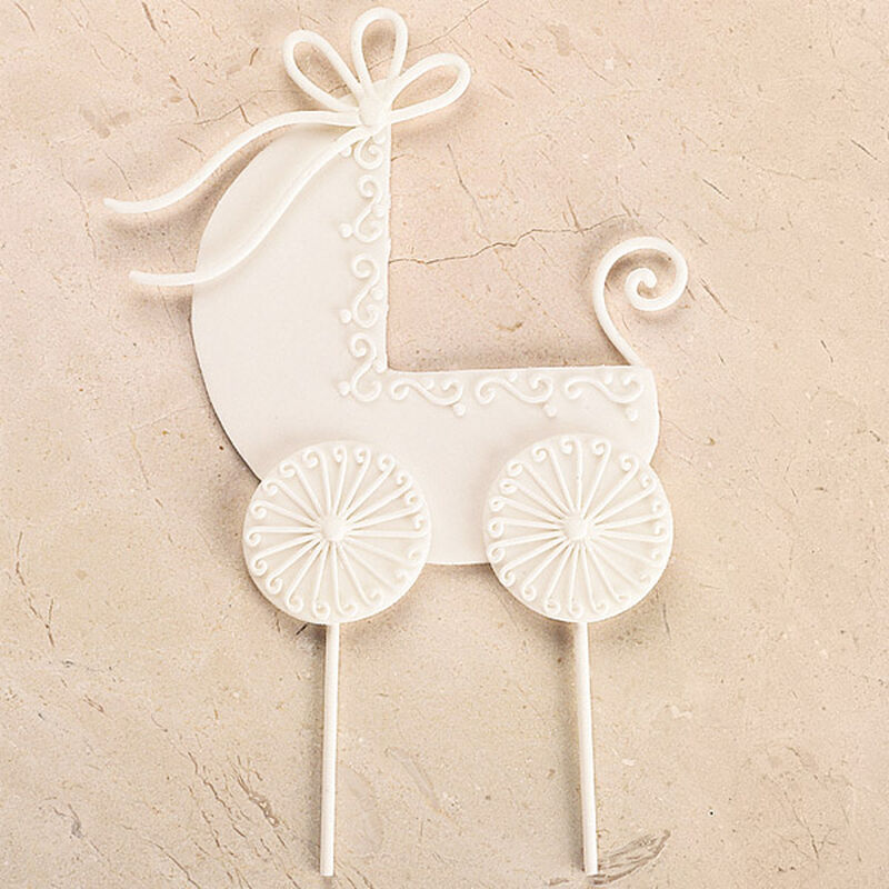 Fondant Carriage image number 0